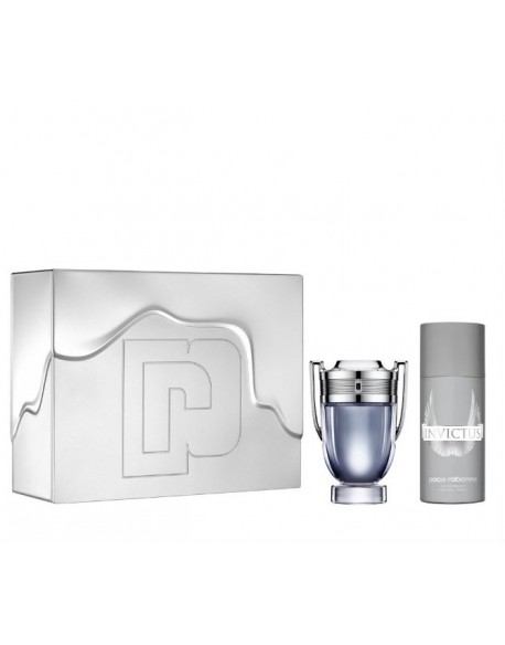 Invictus Estuche de Regalo (EDT 100ml + Deo Sp 150ml)