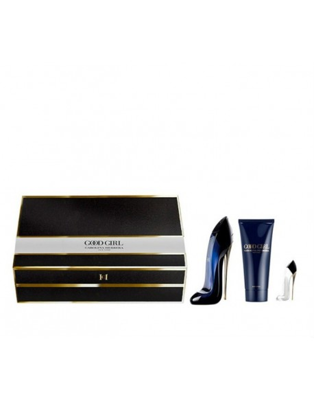 Good Girl estuche de Regalo ( EDP 50ml + mini + Body Lotion 75 ml)
