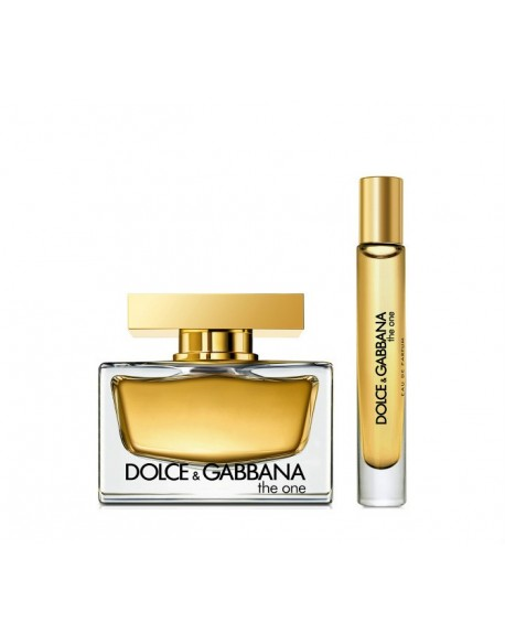 Dolce & Gabbana The One Eau de Parfum 75ml + Rollerball 7,4ml