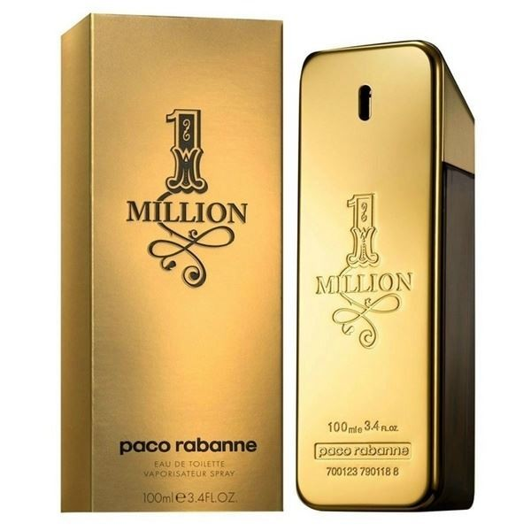 Paco Rabanne  Paco Rabanne one million, 50 ml perfumes
