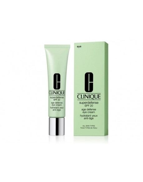 Clinique Superdefense SPF 20 Eye cream 15ml