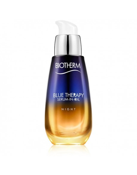 Blue Therapy Night Serum in Oil 30 ml