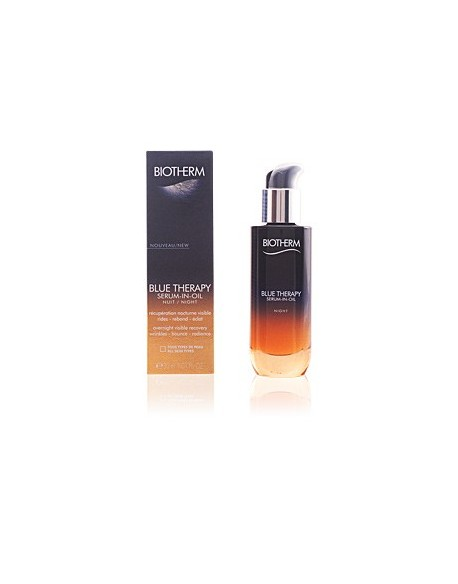 Biotherm Blue Therapy Night Serum In Oil 30 ml NEW