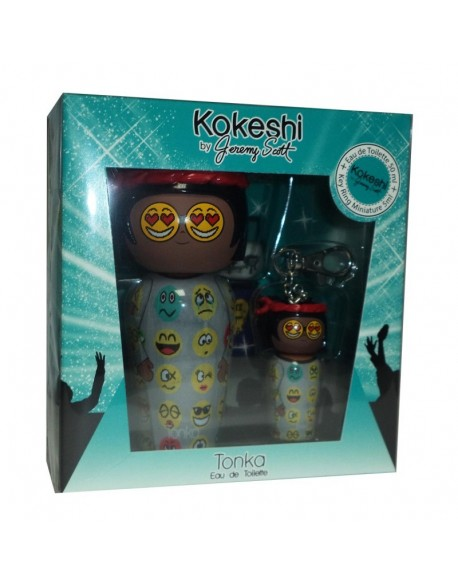 Kokeshi TONKA by Jeremy Scott EDT