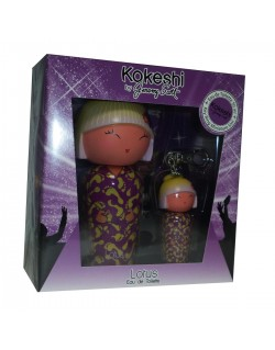 Kokeshi LOTUS by Jeremy Scott EDT