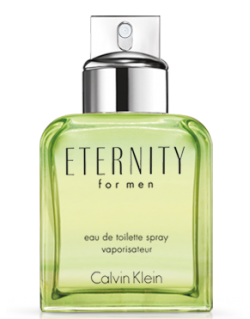 Eternity  for Men Edt de Calvin Klein