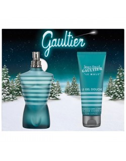 Jean Paul Gaultier Le Male Estuche (EDT 125ml + GEl 75 ml)