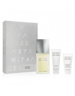 Issey Miyake L'EAU Homme ESTUCHE (edt 125ml+ gel 75ml+AS 50ml)
