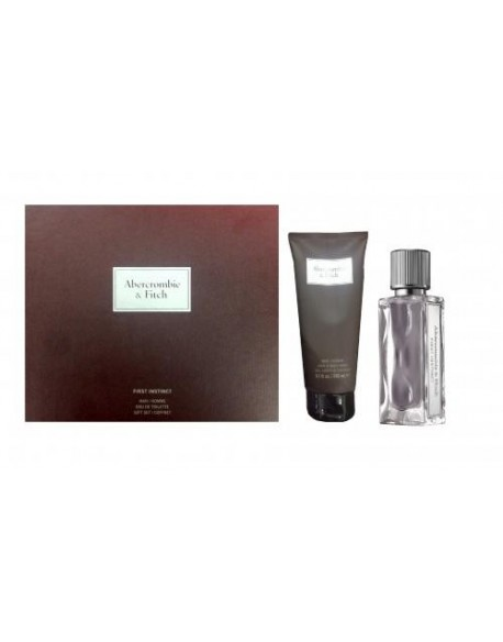 Abercrombie &Fitch Estuche ( EDT 100ml + Gel 200)