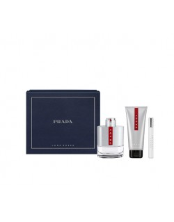 Prada Luna Rossa EDT 100 + After B. 100 + 10ML