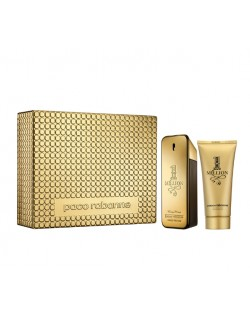 Estuche One Million Paco Rabanne 100ml+gel ducha 100ml