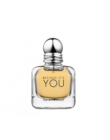 Because it's YOU de Emporio Armani