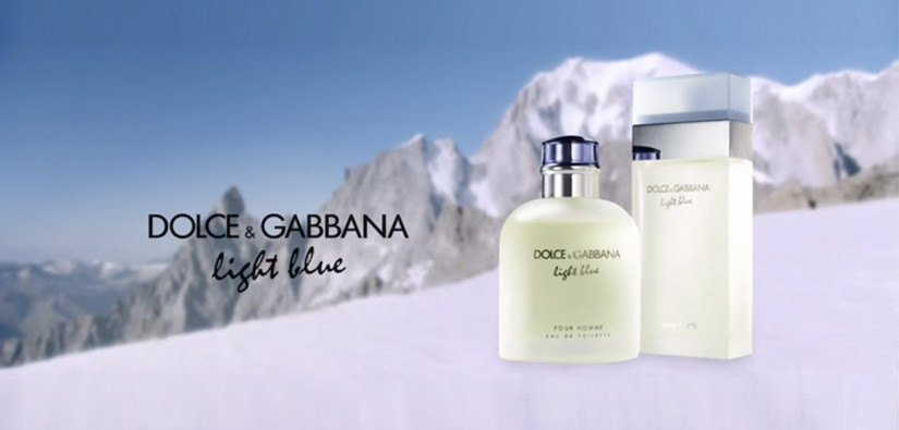Review Del Perfume Light Blue Dolce Gabbana