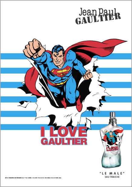 Jean Paul Gaultier Superman